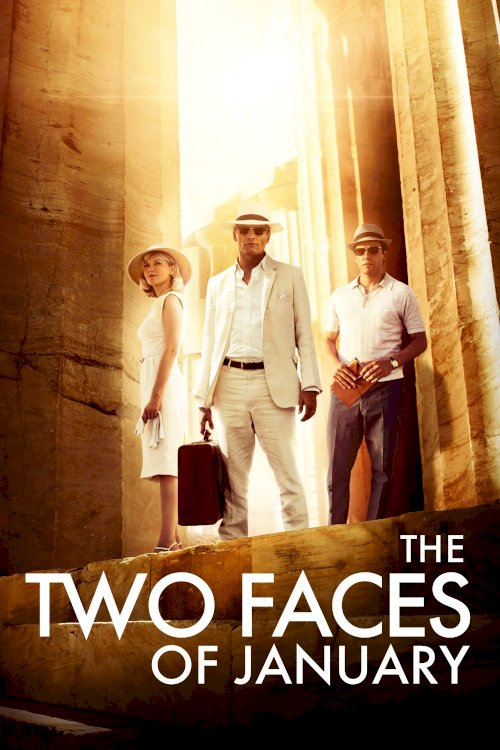 The Two Faces of January - Movie Poster