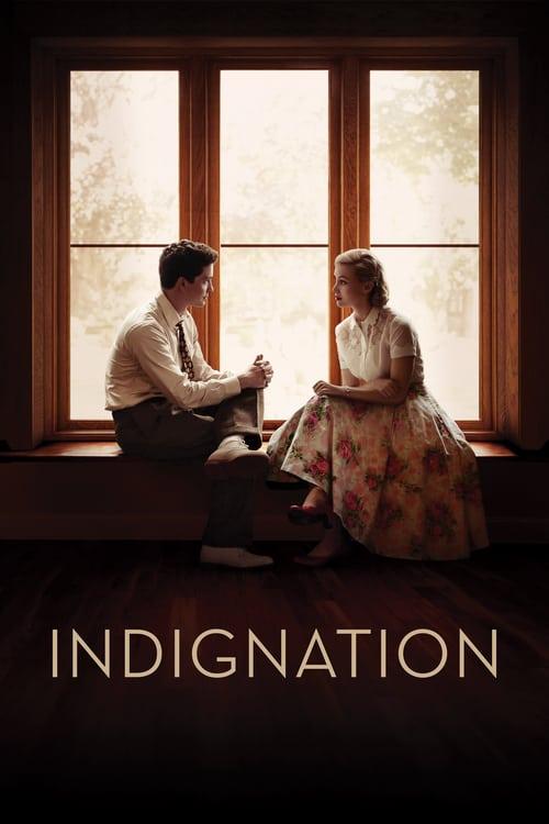 Indignation - Movie Poster