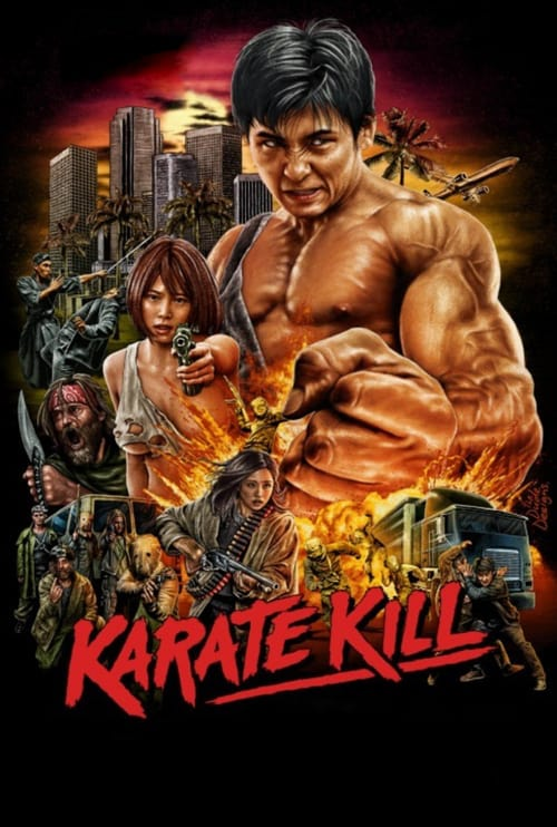 Karate Kill - Movie Poster