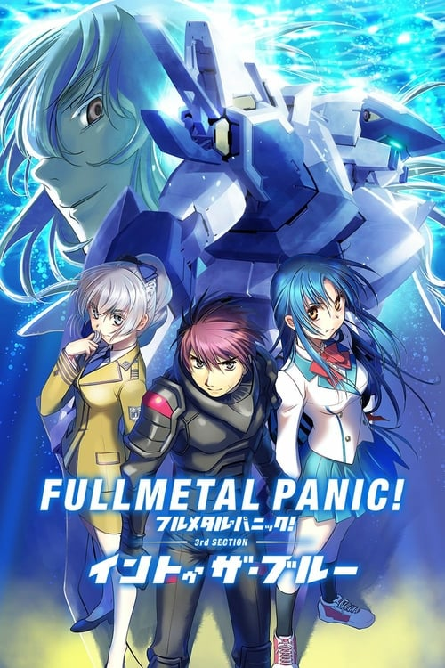 Full Metal Panic! Movie 3: Into The Blue - Movie Poster