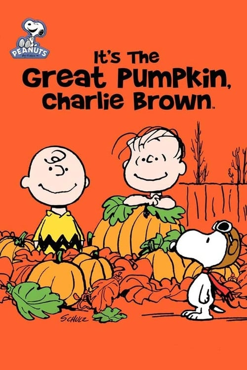 It's the Great Pumpkin, Charlie Brown - Movie Poster