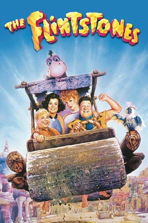 The Flintstones - Movie Poster