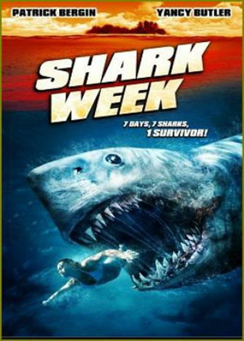Shark Week - Movie Poster