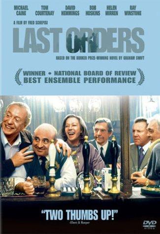 Last Orders - Movie Poster