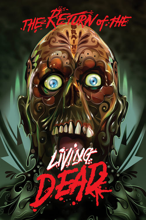 The Return of the Living Dead - Movie Poster