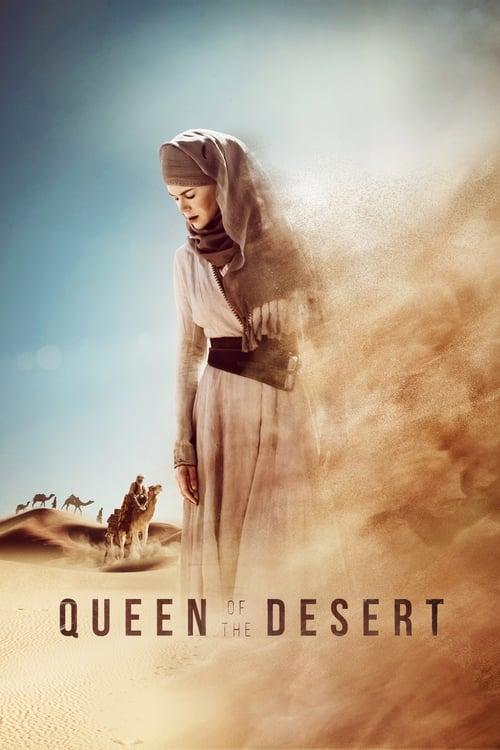 Queen of the Desert - Movie Poster