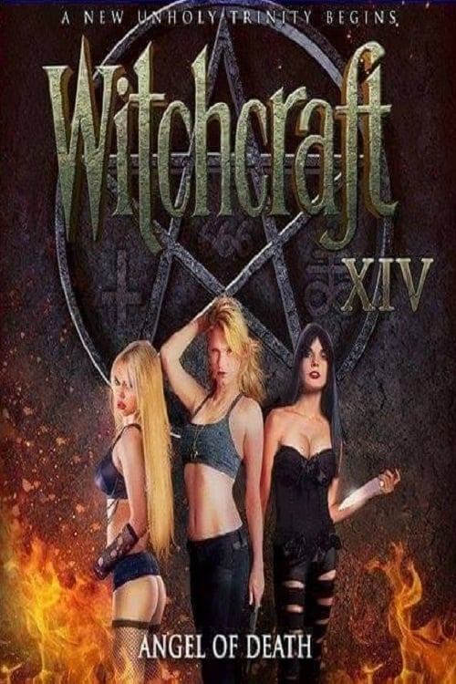 Witchcraft XIV: Angel of Death - Movie Poster