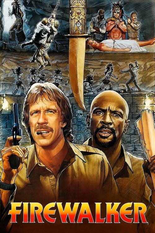 Firewalker - Movie Poster