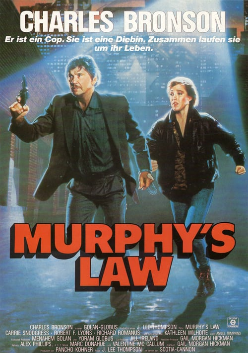 Murphy's Law - Movie Poster