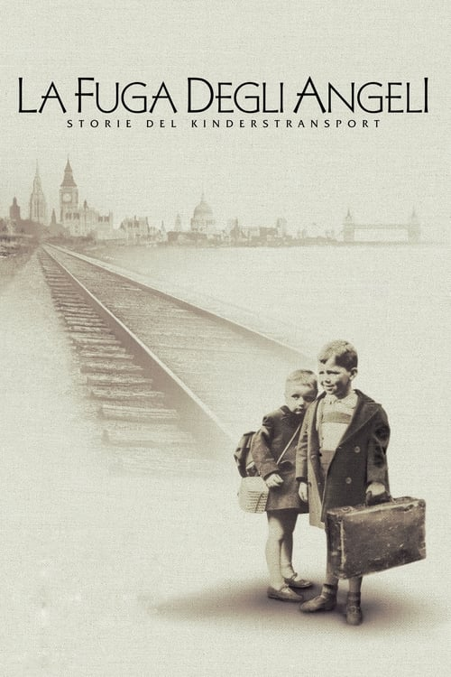Into the Arms of Strangers: Stories of the Kindertransport - Movie Poster