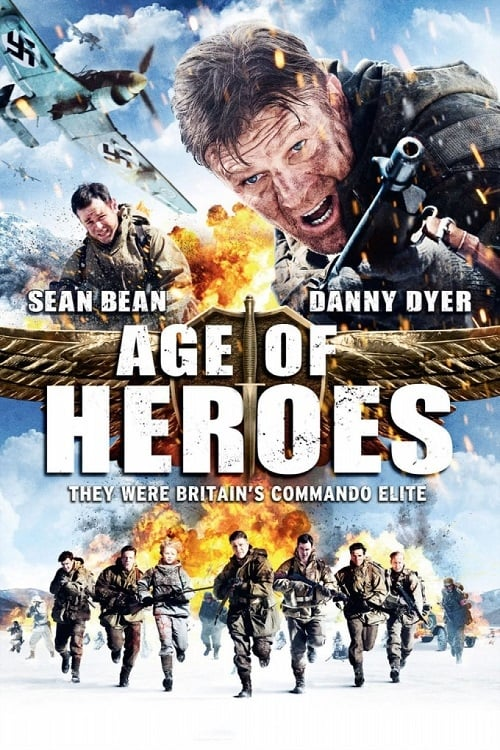 Age of Heroes - Movie Poster