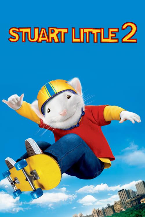 Stuart Little 2 - Movie Poster
