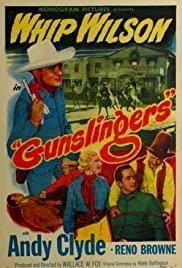 Gunslingers - Movie Poster