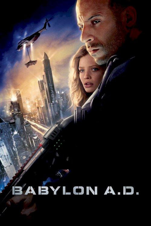 Babylon A.D. - Movie Poster