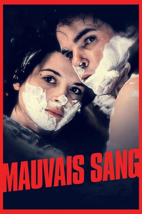 Mauvais Sang - Movie Poster
