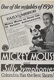Mickey Steps Out - Movie Poster