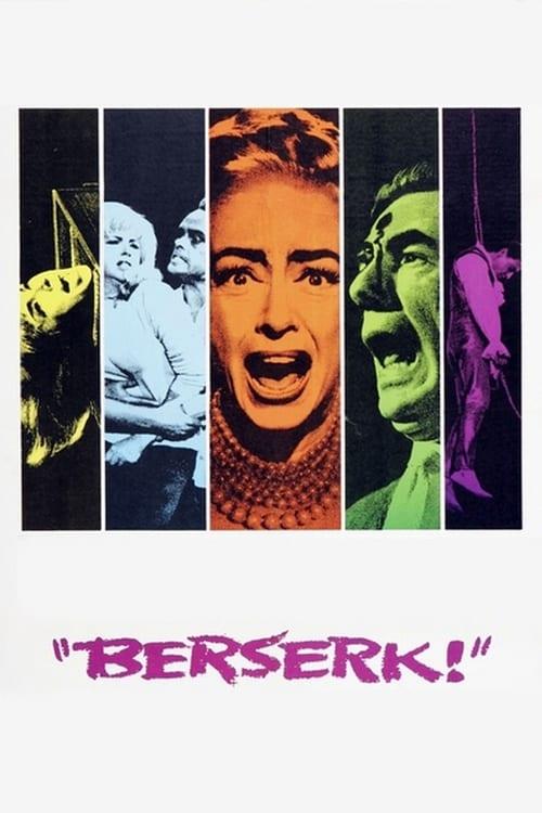 Berserk - Movie Poster