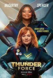 Thunder Force - Movie Poster