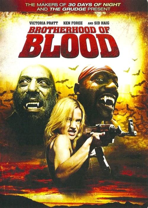Brotherhood of Blood - Movie Poster