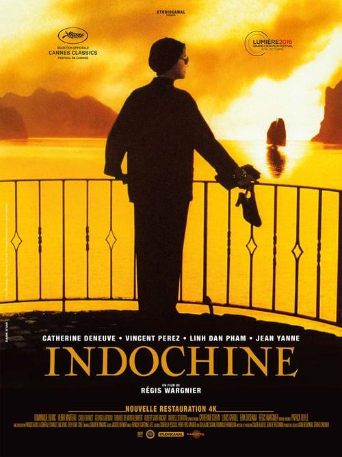 Indochine - Movie Poster