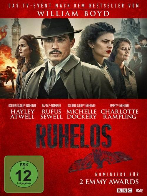 Restless - Movie Poster