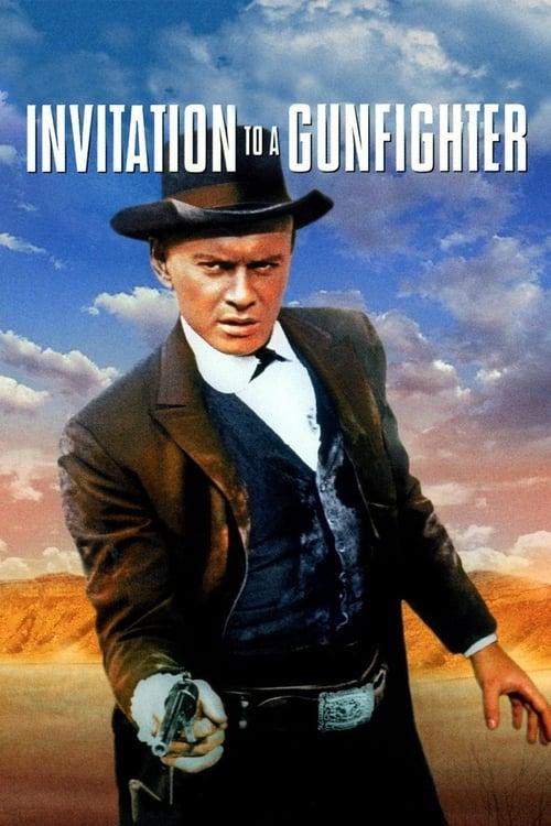 Invitation to a Gunfighter - Movie Poster