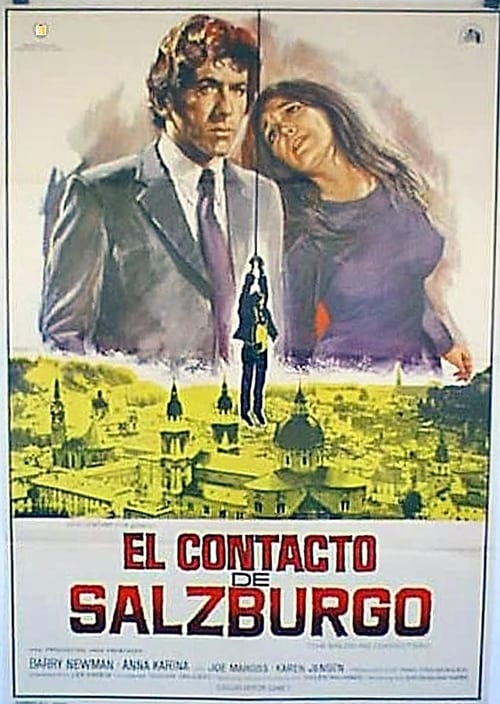 The Salzburg Connection - Movie Poster