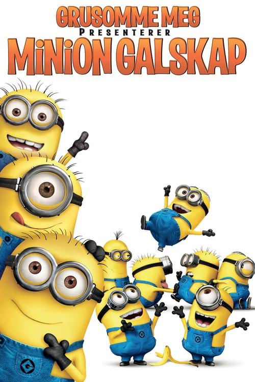 Despicable Me Presents: Minion Madness - Movie Poster