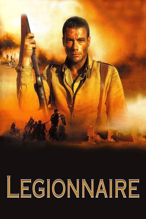 Legionnaire - Movie Poster