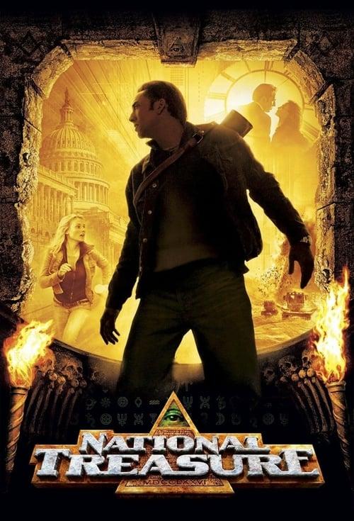 National Treasure - Movie Poster