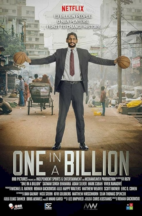 One in a Billion - Movie Poster