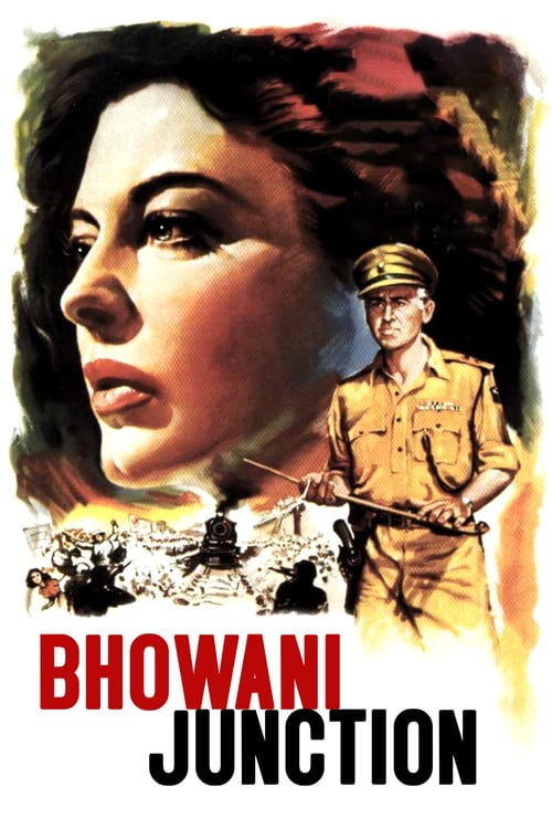 Bhowani Junction - Movie Poster