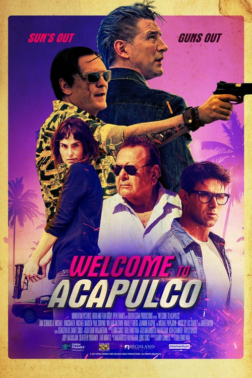 Welcome to Acapulco - Movie Poster