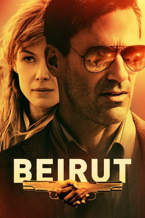 Beirut - Movie Poster