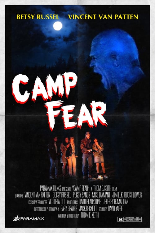 Camp Fear - Movie Poster