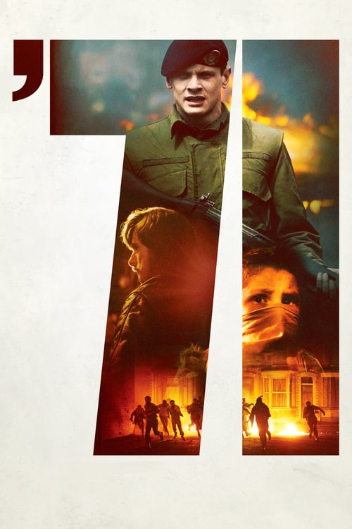 '71 - Movie Poster
