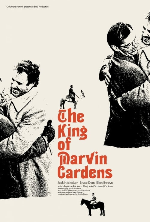 The King of Marvin Gardens - Movie Poster