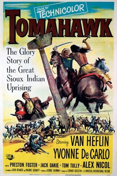 Tomahawk - Movie Poster