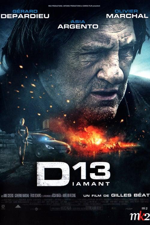 Diamond 13 - Movie Poster
