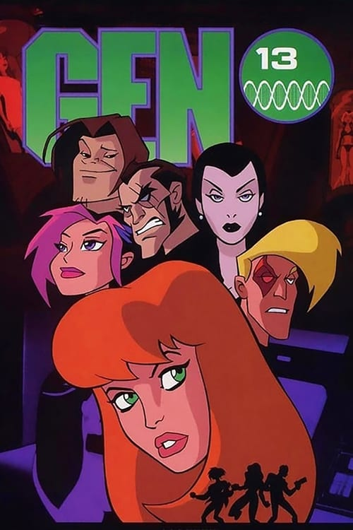 Gen 13 - Movie Poster