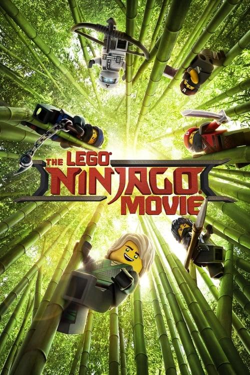 The Lego Ninjago Movie - Movie Poster