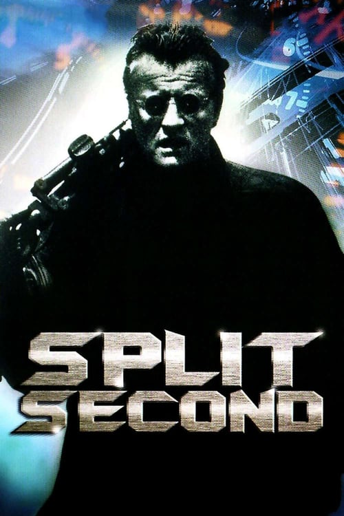 Split Second - Movie Poster