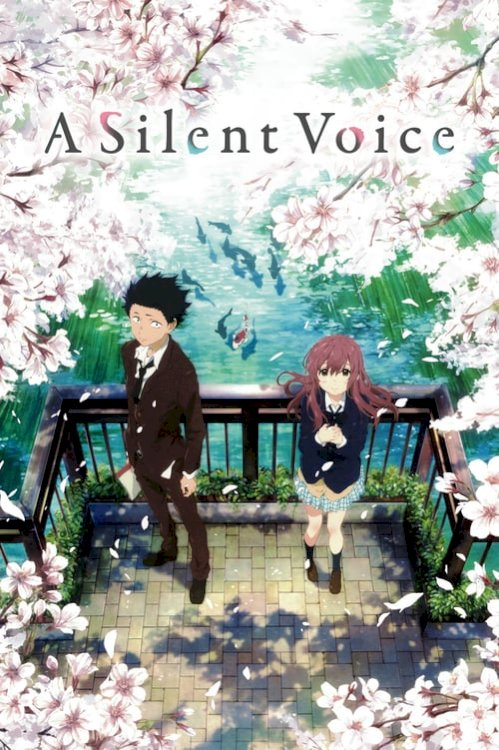 A Silent Voice - Movie Poster