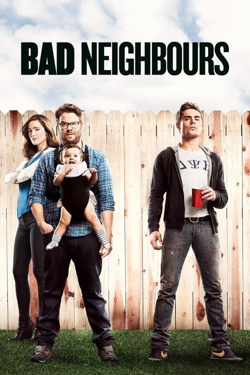 Neighbors - Movie Poster