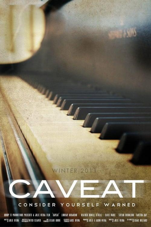 Caveat - Movie Poster