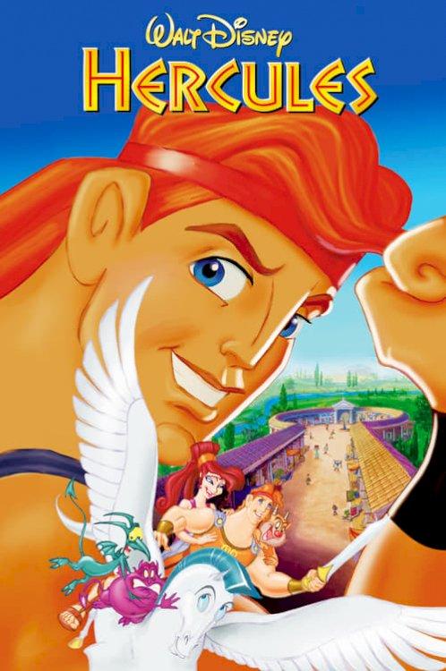 Hercules - Movie Poster