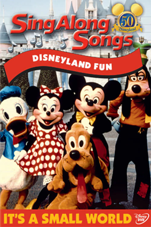 Disney Sing-Along-Songs: Disneyland Fun - Movie Poster