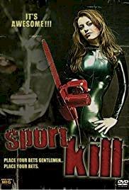 Sportkill - Movie Poster
