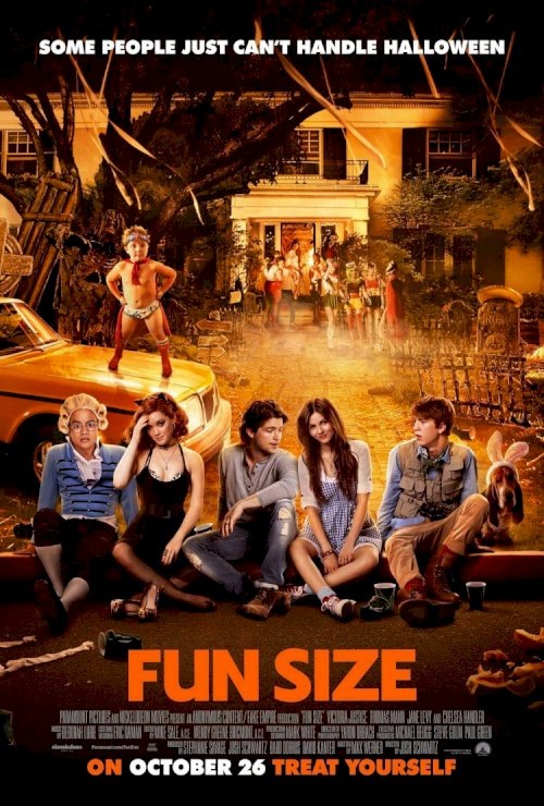 Fun Size - Movie Poster
