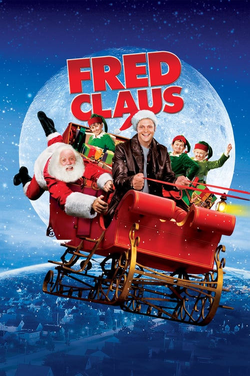 Fred Claus - Movie Poster